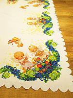 Пасхальная скатерть текстиль