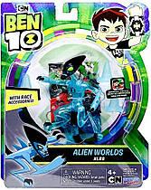 Оригінал Фігурка Бен 10 Alien Worlds XLR8 Бен 10