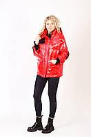 Куртка пухова жіноча оптом Fly 55Є, лот 3шт (2028), фото 1