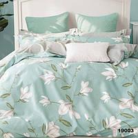 1,5-спальное постельное белье, Постельное белье viluta из хлопка, постельное ранфорс, Белье постельное цветное