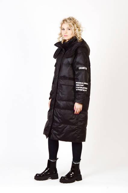Зимние женские пуховые пальто оптом Patek 58Є, лот 3шт (2020L8) 24