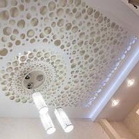 Резной потолок в спальне, фото 1