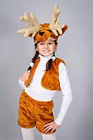 Карнавальный детский костюм Олень