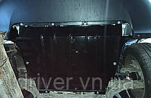 Захист двигуна Jeep Cherokee KL 2014- (двигун+КПП)