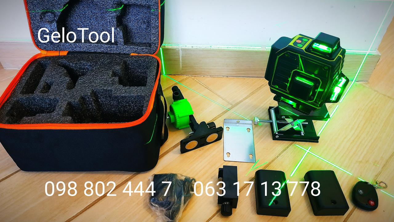 Лазерный нивелир GELOTOOL LQ-4D