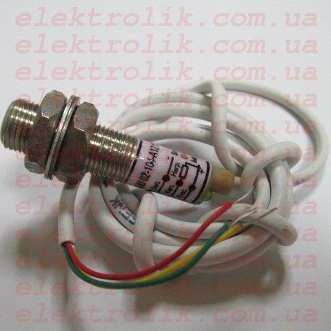 Выключатель бесконтактный ВБШ 02-104-А12-1110 индуктивный