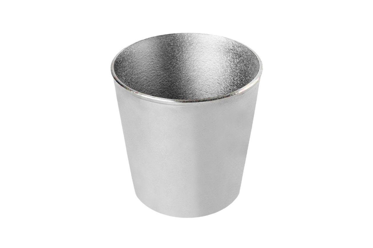 Форма для кулича алюминиевая Биол - 130 х 140 мм х 1,5 л (FK03)