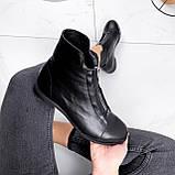 Ботинки женские Harry кожаные ЗИМА 2454, фото 3