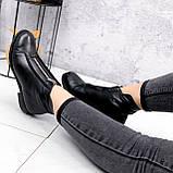 Ботинки женские Harry кожаные ЗИМА 2454, фото 7