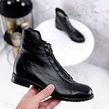 Ботинки женские Harry кожаные ЗИМА 2454, фото 9