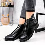 Ботинки женские Harry кожаные ЗИМА 2454, фото 10