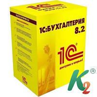 1С:Бухгалтерия 8 для Украины (програм защита)