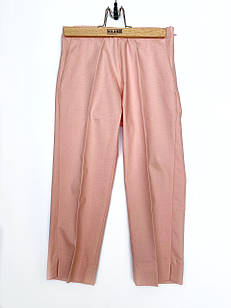 Легкі брюки зі стрілкою для дівчинки, розміри 6, 7, 8, 9, 10, 11 років