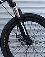 Детский спортивный горный велосипед 20 дюймов TopRider MTB-1 красный, фото 4