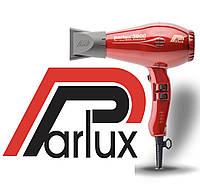 Фен для волос Parlux/Парлюкс Ceramic & ionic 3800 от производителя с Италии! Красный Оригинал.Гарантия 12 мес., фото 1