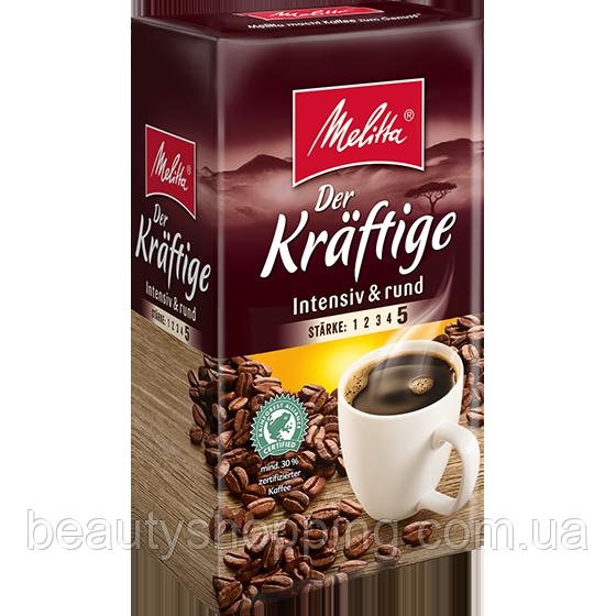Melitta Kaffee Der Kraftige кофе молотый 500g Германия