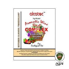 Сухие премиум дрожжи Alcotec Aromatic Wine Complex