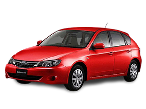 Коврики в салон для Subaru (Субару) Impreza 3 2007-2011