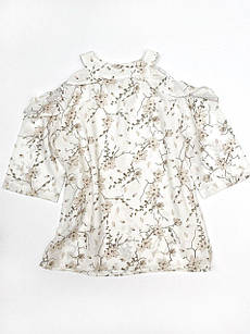 Блуза для девочки, размеры 11, 12, 13, 15 лет
