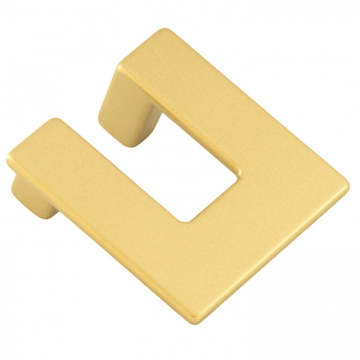 Ручка мебельная Ozkardesler 5430-04 LADA 32 мм Матовое Золото