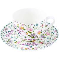 Чашка с блюдцем Versailles 230 мл Krauff 21-244-019