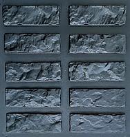 Форма для изготовления декоративного камня №24.