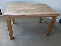 Стол кухонный из массива дерева  014
