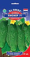 Огурец Пионер F1 гибрид высокоурожайный корнишон не желтеет не образует пустот, упаковка 10 шт