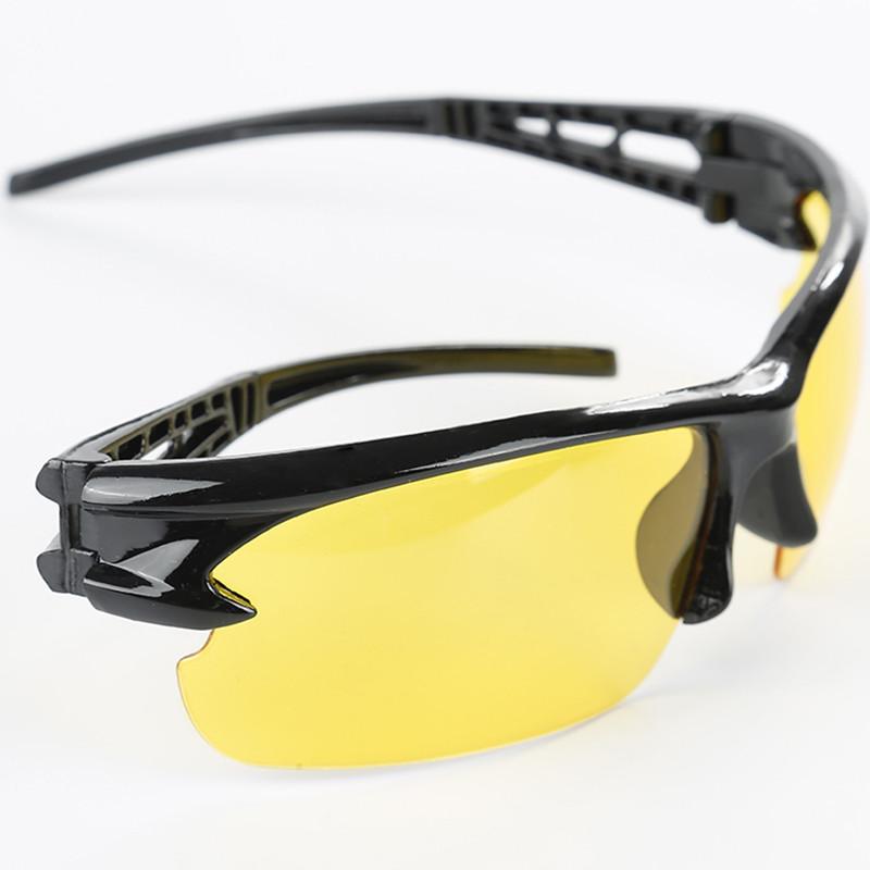 Очки для водителей антифары. Антибликовые очки. Велоочки. Тактические очки. Противоударные очки.