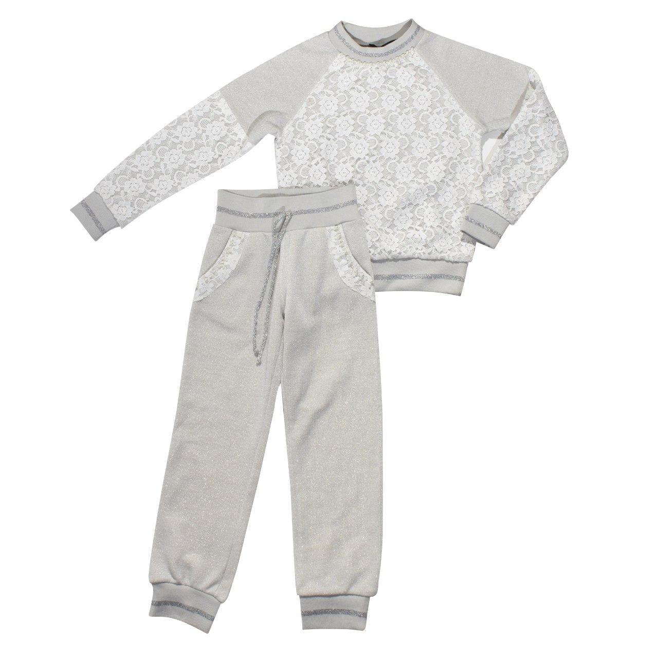 Спортивный костюм для девочки, размер 6 лет