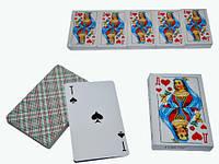 """Карти гральні """"Дама"""" №9811 36 штук атласні (16375) уп10"""