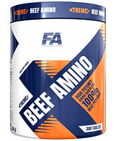 Fitness Authority Xtreme Beef Amino 300 tabs