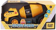Бетономішалка світло звук Catepillar Cat Future Force Cement Mixer будівельна техніка