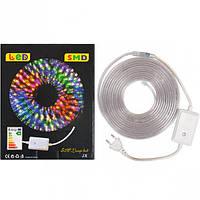 Гірлянда електрична - LED стрічка для вулиці і приміщення 5 метрів 8 режимів