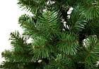 """Елка зеленая искусственная 2.2 м пленка ПВХ с подставкой, елка """"Лесная"""" зеленая классическая, фото 4"""