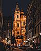 """Картина по номерам. Art Craft """"Собор Св. Николая. Прага"""" 40*50 см 11215-AC"""