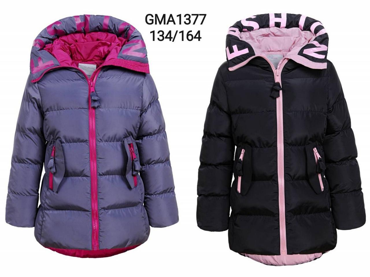 Куртки для девочек оптом, Glo-Story, размеры 134-164, арт. Gma-1377