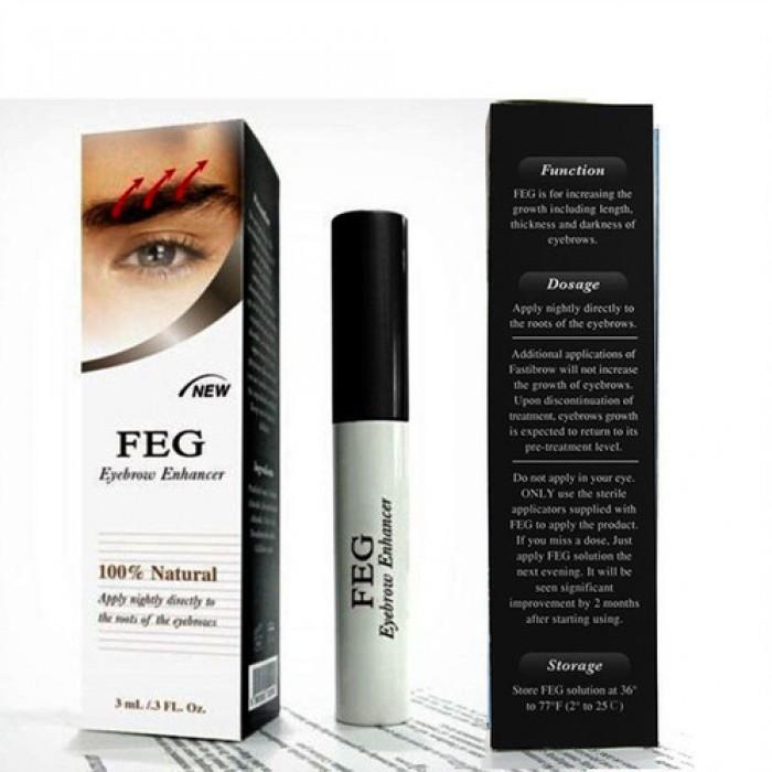 Сыворотка для бровей FEG Eyebrow Enhancer, 3 мл