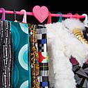 Игровой набор LOL Surprise OMG Fashion Closet Путешествуем вместе Чемодан для кукол ЛОЛ ОМГ 571315, фото 5