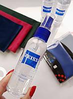 Комплект для чистки линз - Zeiss  +салфетка микрофибра+ пыльник
