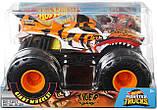 Hot Wheels Monster Truck Tiger Shark  Внедорожник хот вилс Монстер Трак Монстер Джем Monster Jam, фото 3