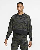 Кофта жен. Nike W Nk Dry Get Fit Fc Cw Pp2 Cam (арт. CU4621-082), фото 1