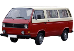 Коврики в салон для Volkswagen (Фольксваген) T3 1980-1992