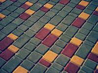 Тротуарная плитка Старый город 60