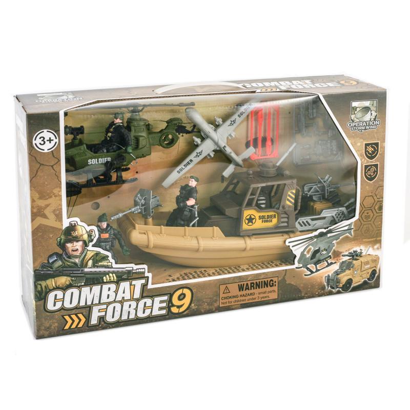 """Игровой военный набор """"Combat"""""""