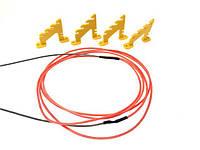 Нагревательный элемент (тэн, тепловой шнур) для инкубатора (12В)