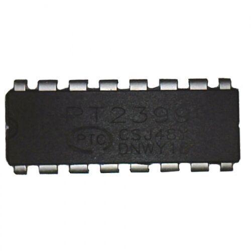 Чип Pt2399 Dip16, Аудиопроцессор Эхо