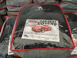 Авточехлы  на Peugeot 5008 2009> wagon,Пежо 5008 от 2009 года вагон, фото 3