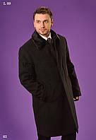 """Пальто мужское""""West-Fashion"""" модель L 09P"""
