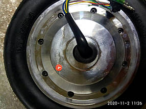 Мотор колесо M 3972-WHEEL MOTOR для сігвея M 3972, фото 3